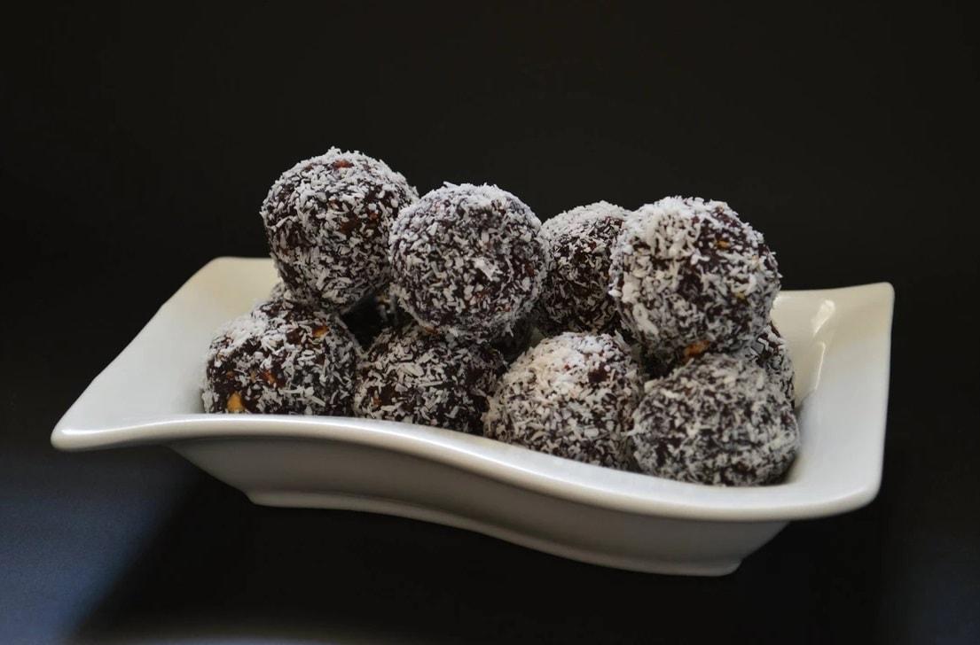 כדורי שוקולד – פרווה