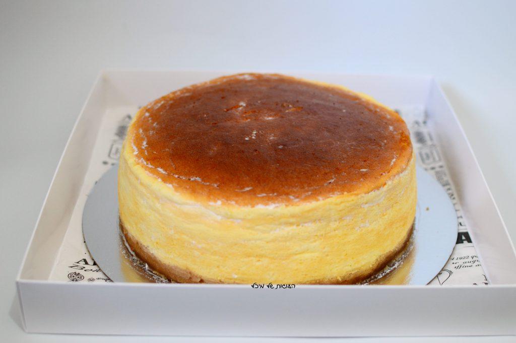 עוגת גבינה גבוהה במיוחד