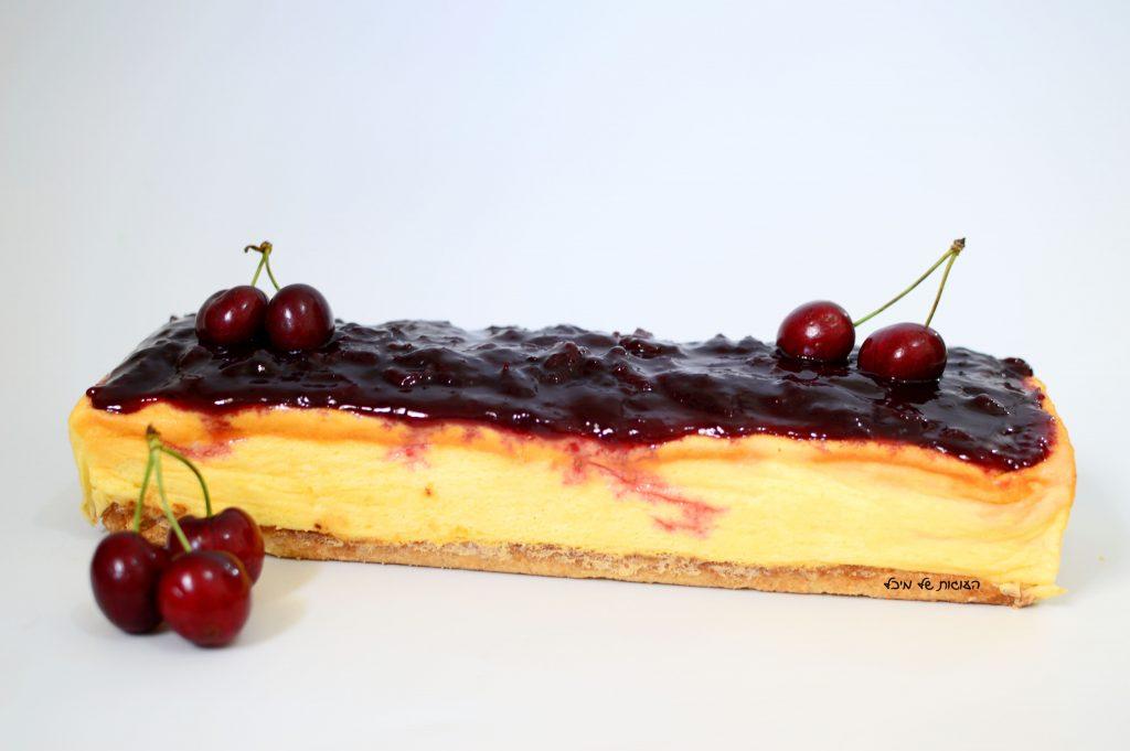 פס עוגת גבינה