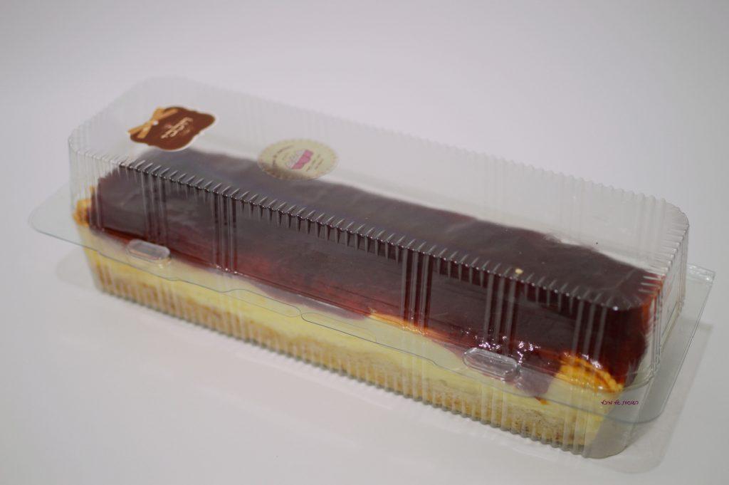 עוגה עם ריבת דובדבנים