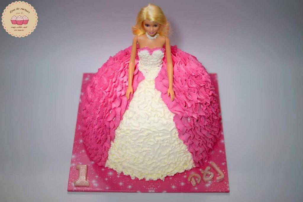 עוגת ברבי זילוף
