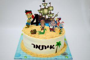 עוגת ג'ק והפירטים