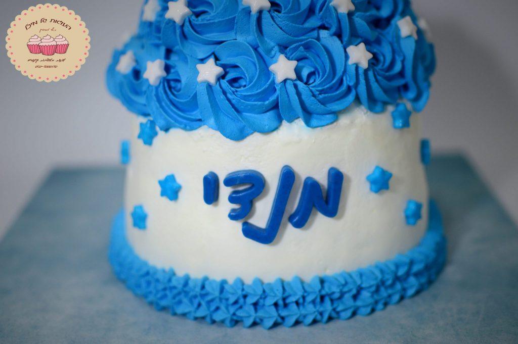 עוגה לצילומים