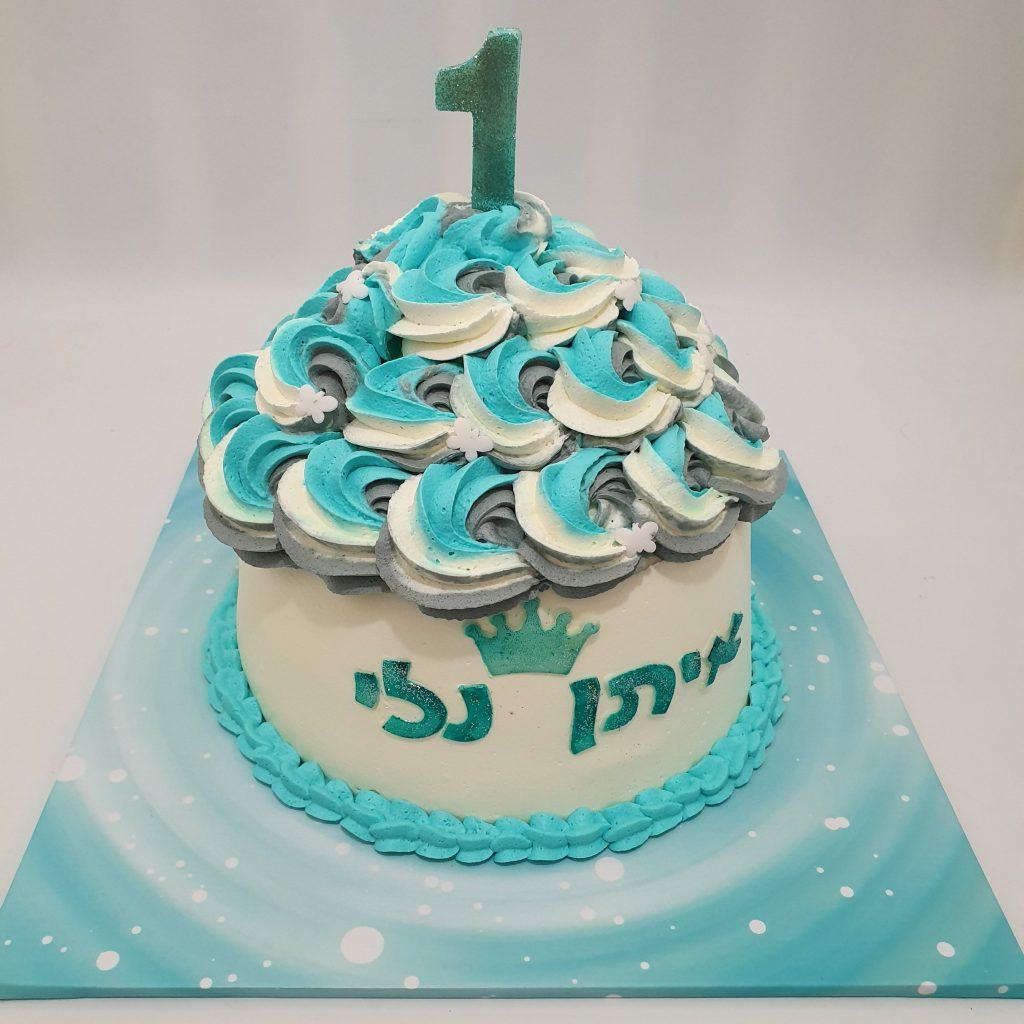 עוגה לילד בגיל שנה