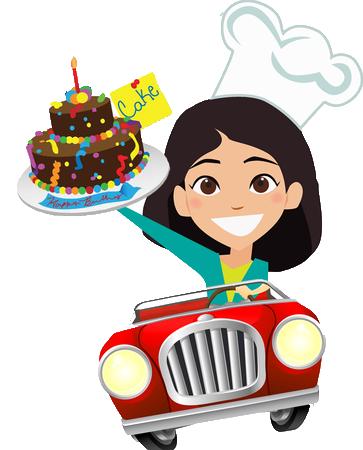 משלוח עוגה