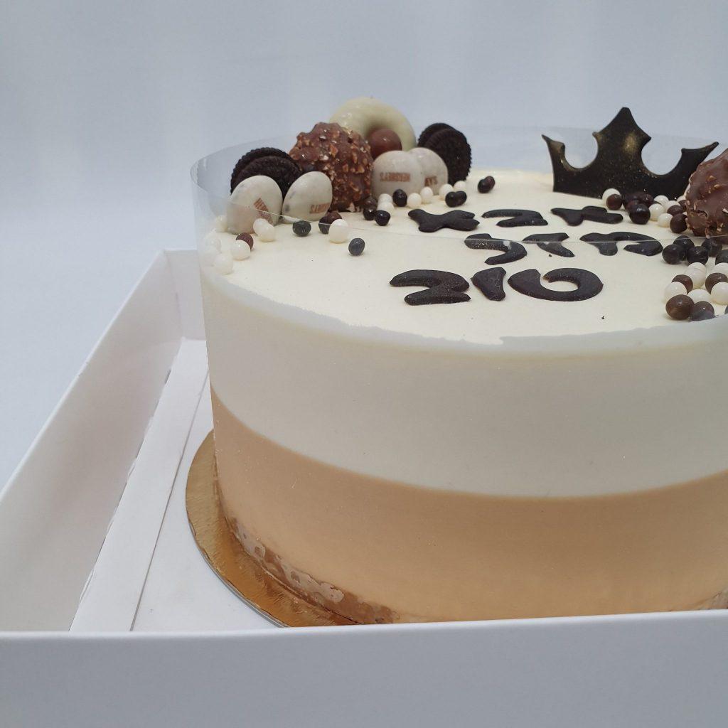 עוגת מוס רפאלו