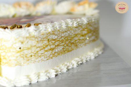 עוגת אירוסין מעוצבת